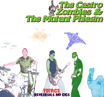 The Castro Zombies & The Mutant Phlegm - Vintage (demo)