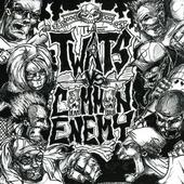The Twat vs Common Enemy Split 7 Digital Download (Vinyl OUT OF PRINT)