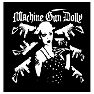 Dolly And Guns Patch
