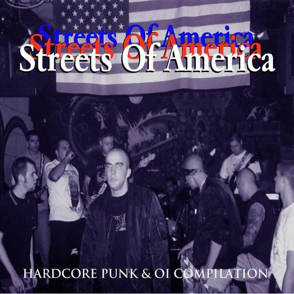 Streets Of America-Compilation V/A